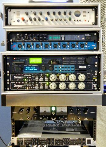 Studio di registrazione tartini5 - Studio di registrazione casalingo ...